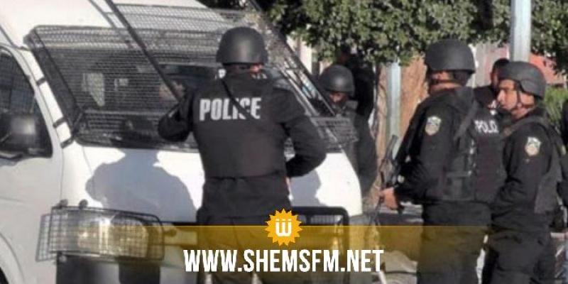 الكاف: القبض على 14عنصرا متشددا في منزل بحي شعبي