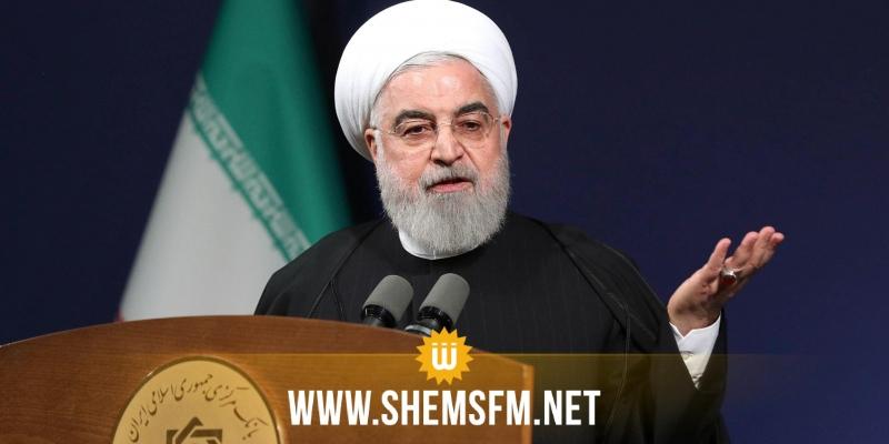 روحاني يدعو العرب إلى 'كسر الصمت والتحرك للدفاع عن فلسطين'