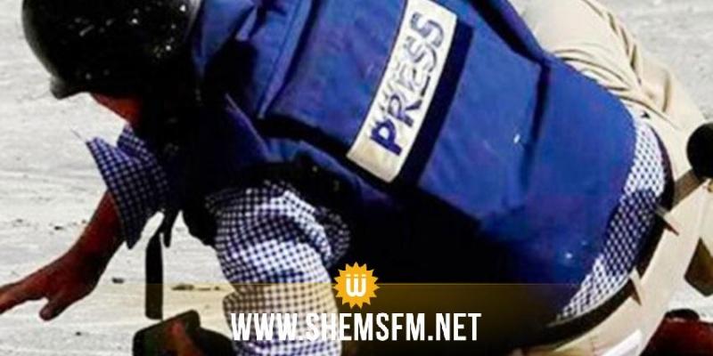 SNJT : Baisse des agressions contre les journalistes en avril