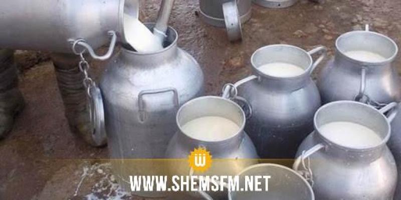اتحاد الفلاحة يدعو الحكومة إلى سحب ما لا يقل عن 30 مليون لتر من الحليب المصنّع لإنقاذ المنظومة