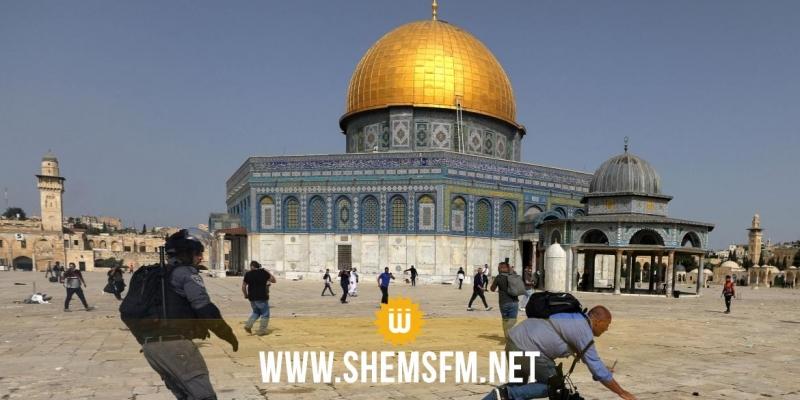 جمعيات و منظمات تساند نضالات الفلسطينيين وتدين الصمت العربي الرسمي إزاء جرائم الكيان الصهيوني