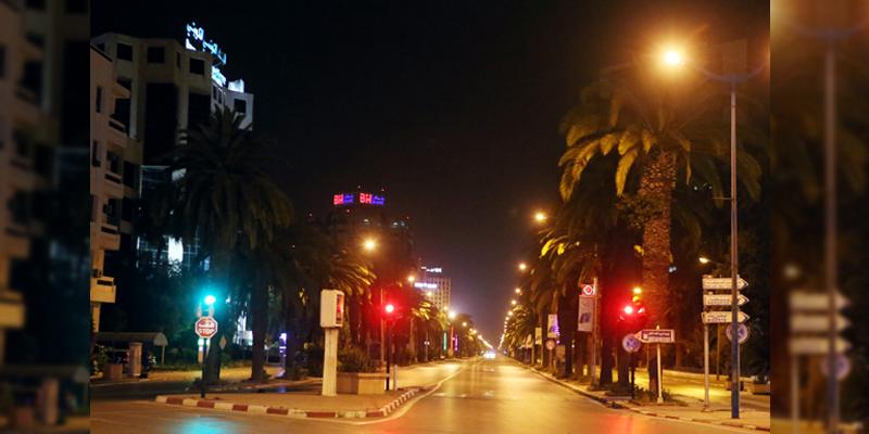 بداية من 17 ماي : حظر الجولان من الساعة العاشرة ليلا