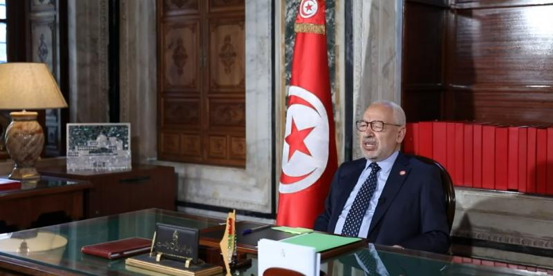 راشد الغنوشي: 'تونس لن تسقط ولن تُفلس'