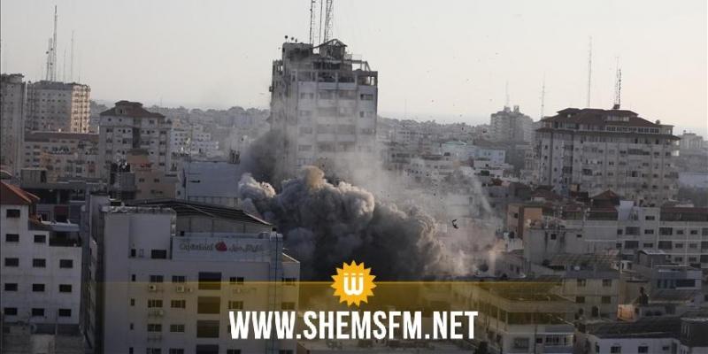 بينهم 17 طفلاً و6 نساء: ارتفاع عدد شهداء غزة إلى 67 شهيدا و388 جريحا