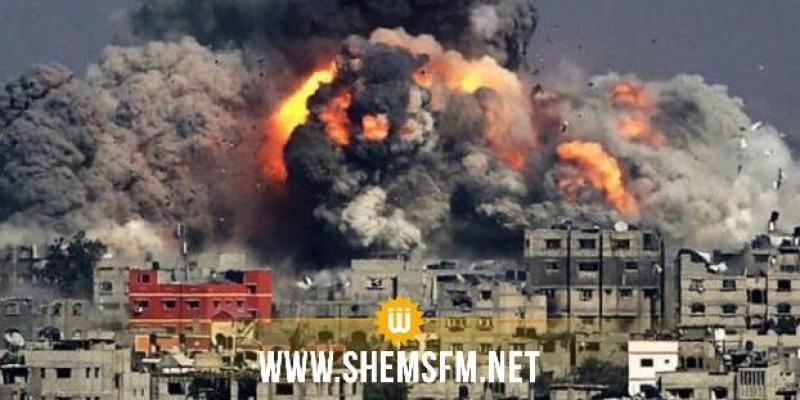 بينهم 28 طفلاً: ارتفاع حصيلة العدوان الصهيوني على غزة إلى 115 شهيدا