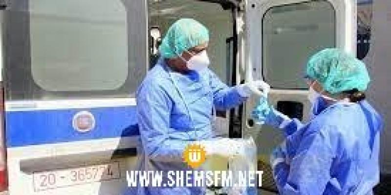كورونا: 52 وفاة و احصاء 552 اصابة جديدة بالفيروس خلال يوم واحد