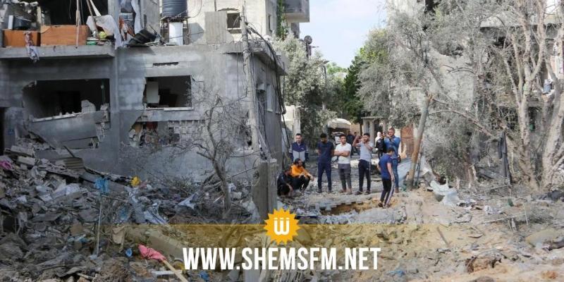 انتشال جثامين 3 شهداء غرب غزة يرفع الحصيلة منذ فجر اليوم إلى 7 شهداء