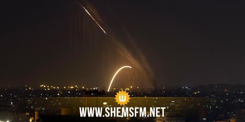 منذ 10 ماي.. إطلاق  2900 صاروخ من غزة على الأراضي المحتلة
