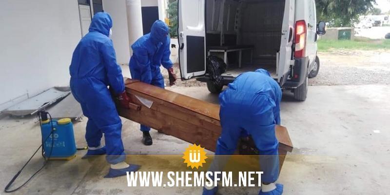 القصرين: 225 إصابة و20 حالة وفاة بفيروس كورونا خلال 5 أيام