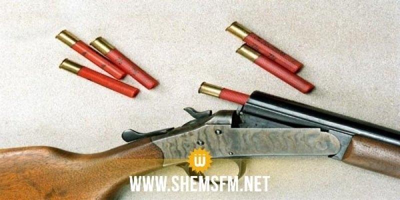 مدنين: حجز بندقيتي صيد عيار 12 و35 طلقة نارية