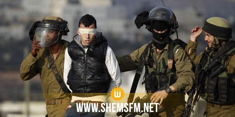 الكيان المحتل يعتقل 1500 فلسطيني منذ بدء التصعيد في أفريل