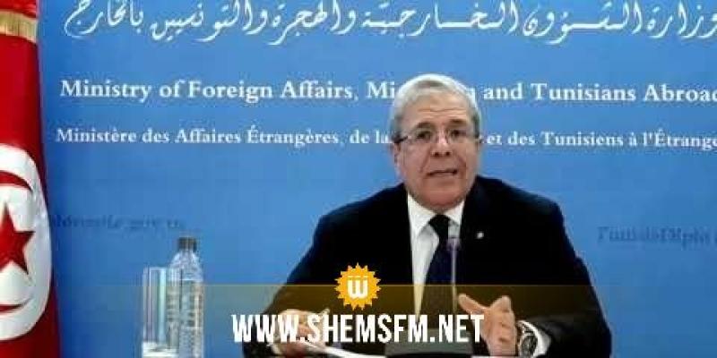 تونس تدعو لتحرك دولي لوقف العدوان على الفلسطينيين وتتهم الإحتلال بارتكاب 'جرائم حرب'