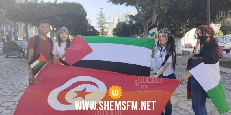 تونس تدعو إلى الوقف الفوري لعدوان قوات الاحتلال على الشعب الفلسطيني