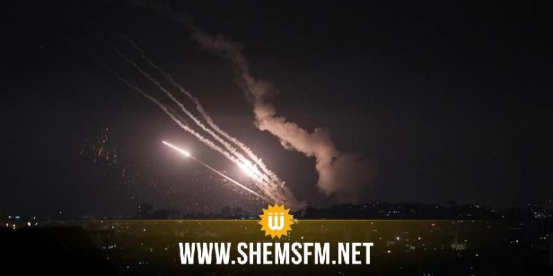 الاحتلال الصهيوني يواصل قصف غزة