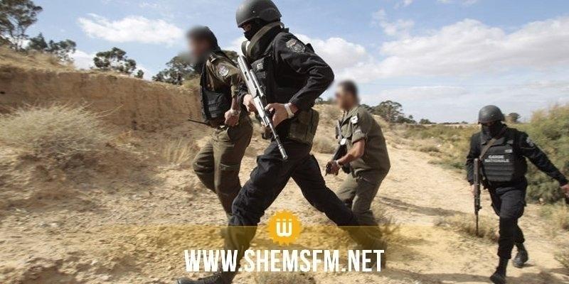 القضاء على 5 إرهابيين في القصرين