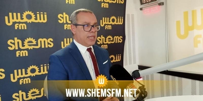 الخميري حول تجريم التطبيع: النهضة ستدعم كل مبادرة تشريعية فيها دعم للقضية الفلسطينية