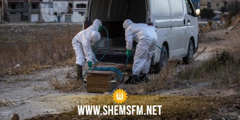 صفاقس: 11 وفاة بفيروس كورونا في 24 ساعة