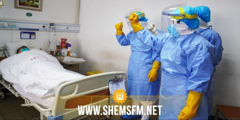 كورونا: عدد المصابين المتعهد بهم داخل المستشفيات يبلغ 2211 مريضا منهم 352 بالمصحات الخاصة