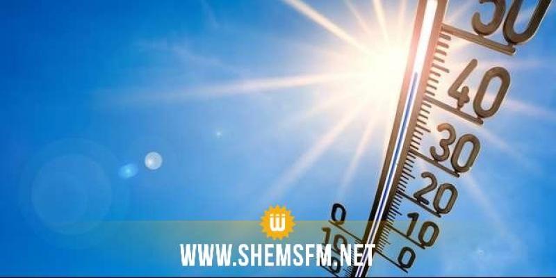 Météo: températures relativement en baisse, mardi