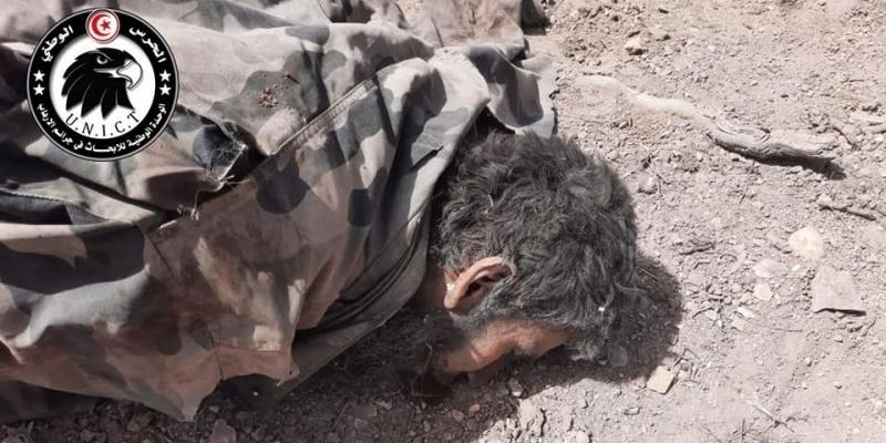 Kasserine : les cinq terroristes abattus au Mont Châambi identifiés (Photos)