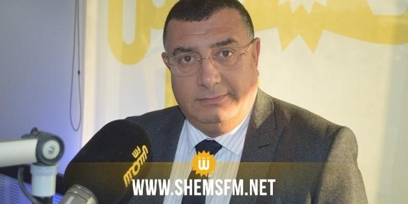 عياض اللومي: '' تونس توأم فلسطين وحالتها رثة لرفضها التطبيع مع الكيان المحتل''