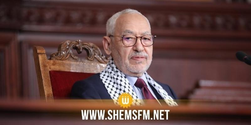 Rached Ghanouchi : « la résistance palestinienne imposera une nouvelle redistribution des cartes »