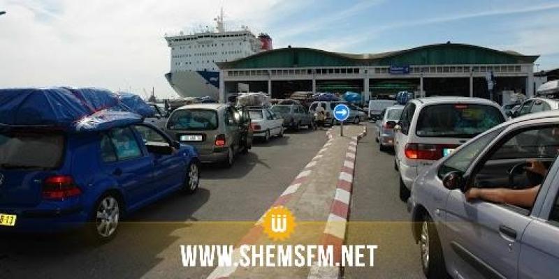 ميناء حلق الوادي: القبض على 08 أشخاص من أجل محاولة اجتياز الحدود البحرية خلسة