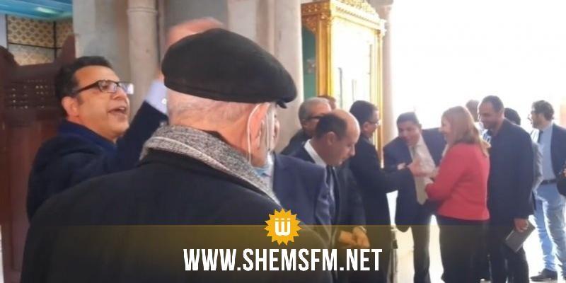 البرلمان: تلاسن بين الرحوي وعدد من نواب حركة النهضة بعد تصريحه 'جمهور الكورة هو لي باش ينحّي الشيخ'