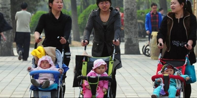 Les Chinois sont désormais autorisés à avoir trois enfants