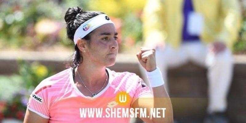 Roland Garros : Ons Jabeur se qualifie pour le 2eme tour