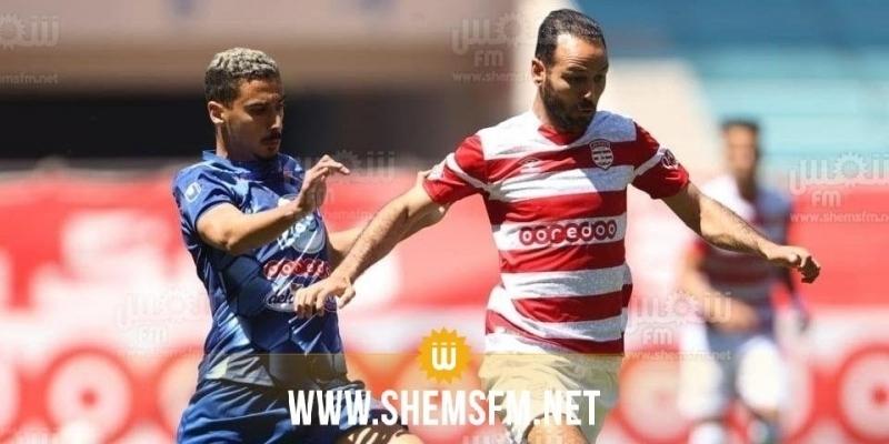 Le joueur de l'OB Oussema Shili proche de l'ESS