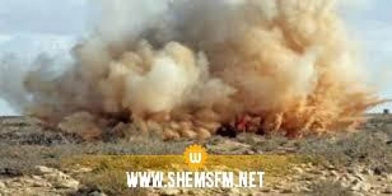Un militaire blessé dans l'explosion d'une mine à Jbal Mghilla
