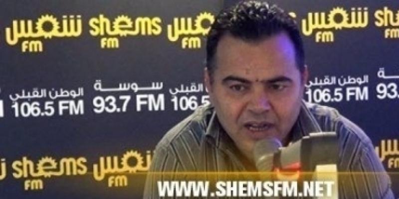 محمد السعيدي: ما حصل في شمس أف أم خطير جدا وتهديد جدي لحرية الإعلام