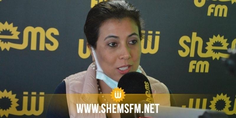 أميرة محمد: ما قام به رئيس بلدية الكرم فتحي العيوني في شمس أف أم كارثة وفضيحة دولة