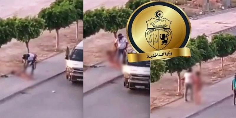 تجريد مواطن من ملابسه في سيدي حسين: الداخلية تؤكد بأنه كان في حالة سكر
