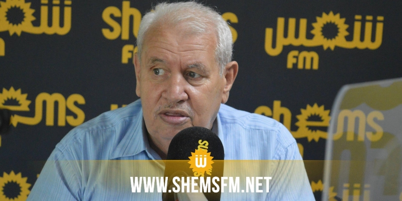 مصطفى بن أحمد:'' يوجد تسابق محموم بين عديد الأطراف لإخضاع الداخلية والأمن لسلطتهم''