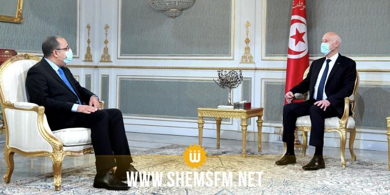 حول الأحداث الأخيرة:'رئيس الجمهورية يستدعي وزير الداخلية بالنيابة ووزيرة العدل بالنيابة'
