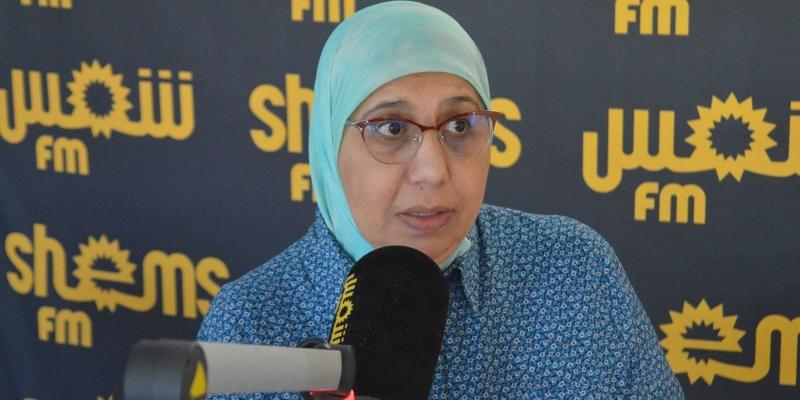 يمينة الزغلامي: 'أنا عند وعدي ..الإثنين المقبل جمع الإمضاءات لعريضة مساءلة المشيشي'