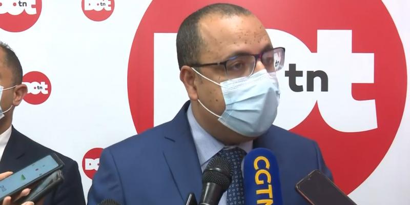 المشيشي: 'أطراف سياسية تعرف سيدي حسين كان وقت الإنتخابات والمزايدات'