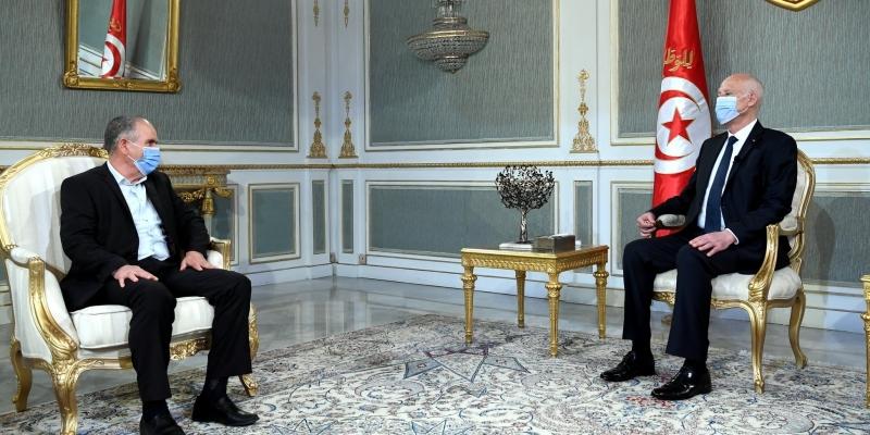 قيس سعيد: 'تم السطو على الثورة منذ 2011'