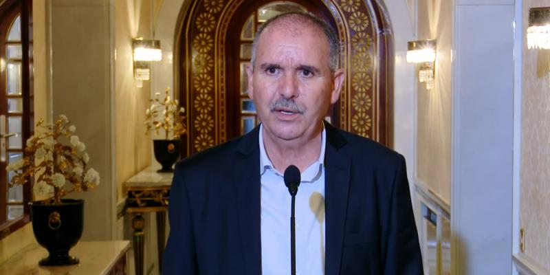 الطبوبي عقب لقائه سعيد: 'بدأنا نتخطى الأزمة السياسية وبوادر إيجابية جدا في القريب العاجل'