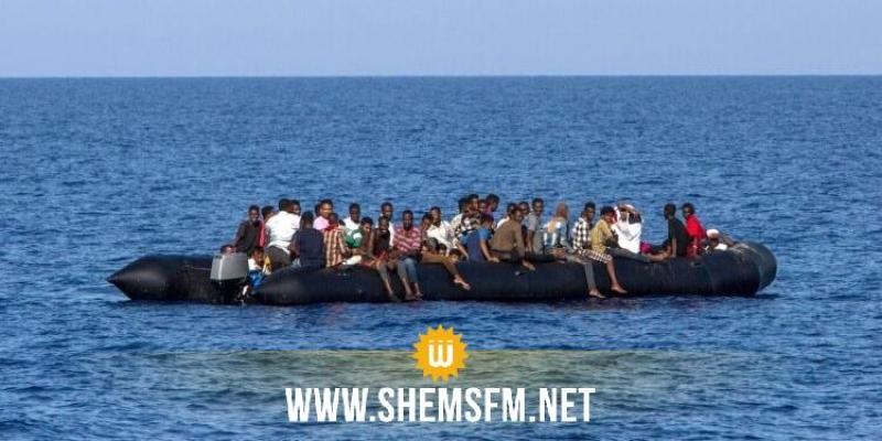 ليبيا: اعتراض 1000 مهاجر غير نظامي خلال 48 ساعة