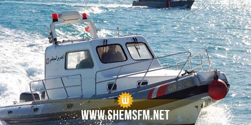 قليبية: البحث عن مفقودين إثنين وإنقاذ 142 آخرين خلال إحباط عمليات هجرة غير نظامية