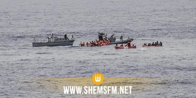 إحباط 10 عمليات هجرة سرية وإنقاذ 433 مجتازا من الغرق في يوم واحد