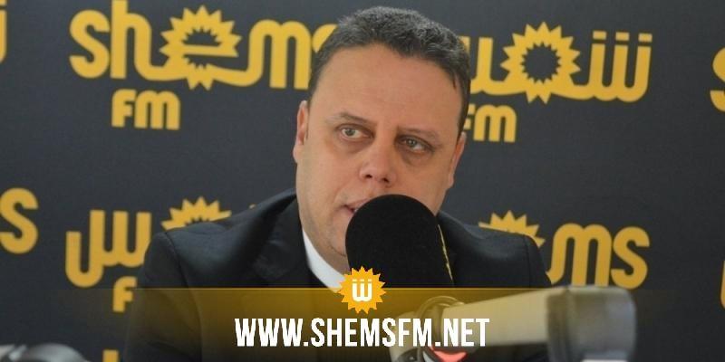 المكي: وزارة الداخلية انخرطت في أجندات سياسية لصالح النهضة والحزام السياسي للمشيشي