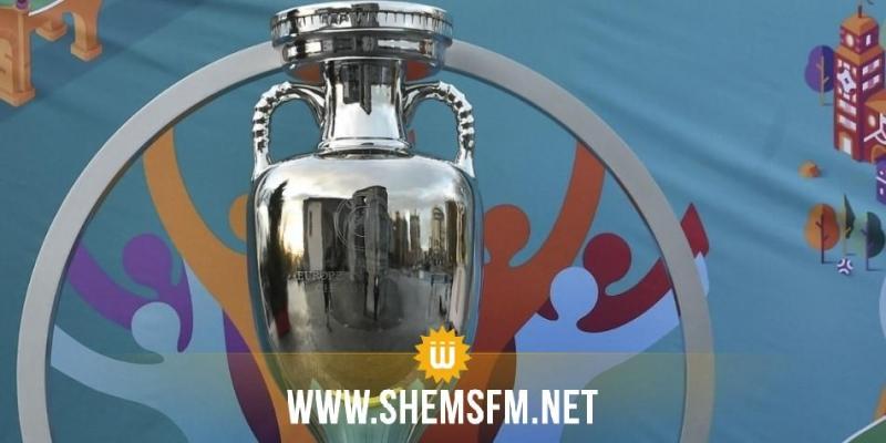 نتائج اليوم الثالث لكأس أمم أوروبا لكرة القدم