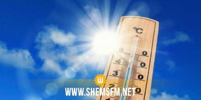 Une hausse des températures est attendue, mardi