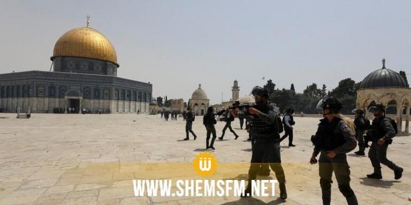 فلسطين: مستوطنون صهاينة يقتحمون المسجد الأقصى
