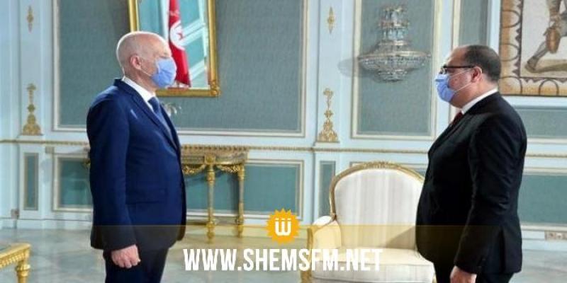 رئيس الحكومة يتوجه إلى قرطاج للقاء رئيس الجمهورية