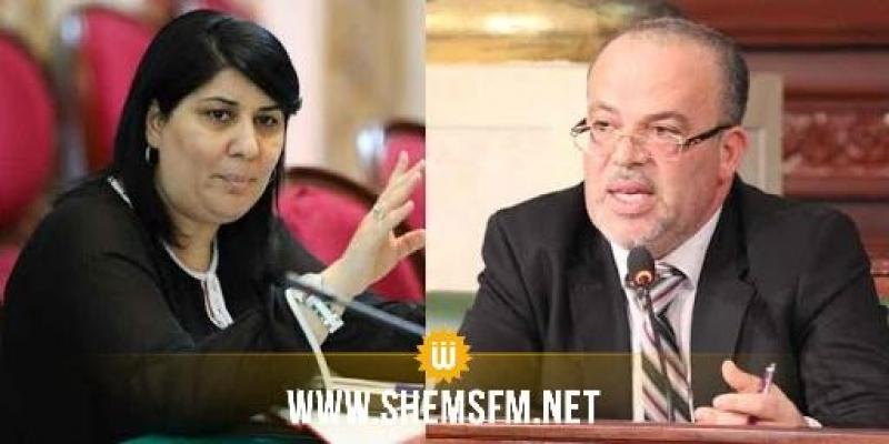ديلو لموسي ونواب الدستوري: 'أنتم مجرمون.. طردكم الشعب التونسي'